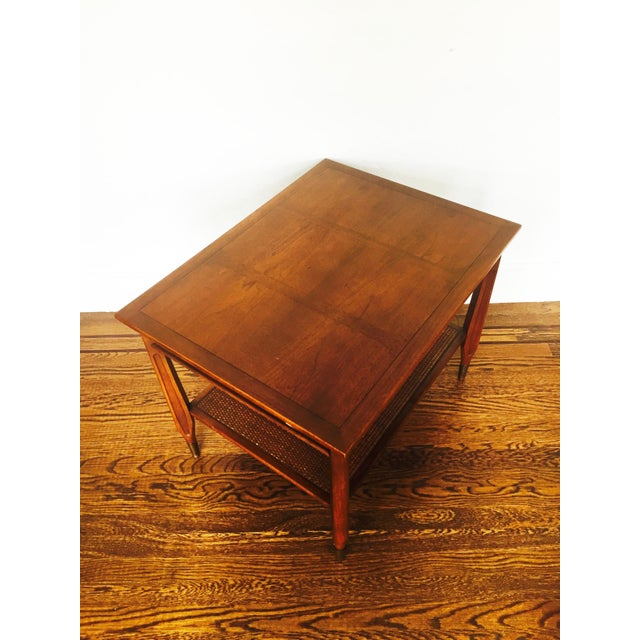 Imperial Mid-Century Wood Side Table - Image 4 of 7