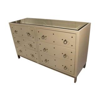 Modern white Dresser Buffet Sideboard