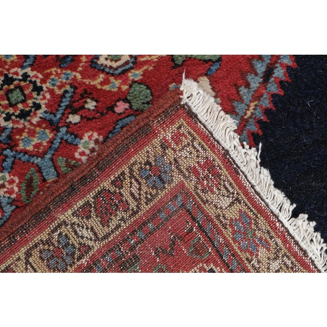 "Antique North West Persian Runner Rug - 3'5"" X 16'5"" - Image 2 of 5"