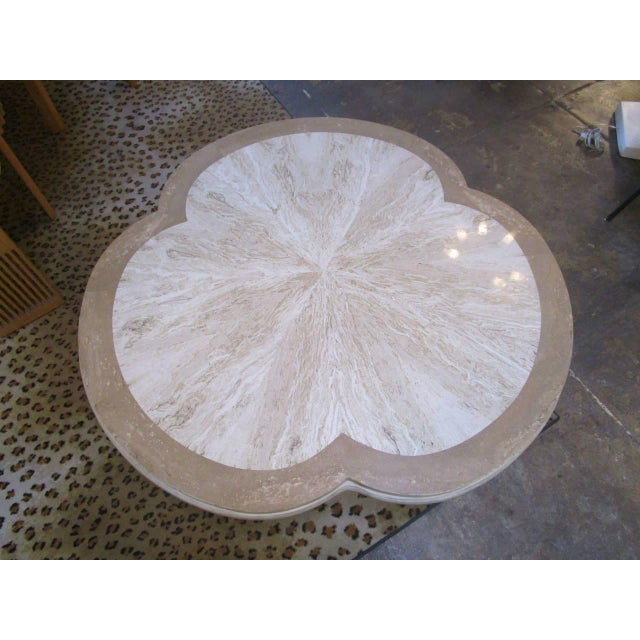Monteverdi Young Clover Shape Coffee Table - Image 4 of 4