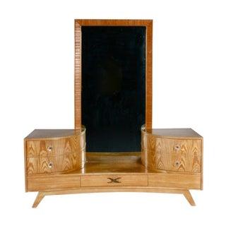 Paul Frankl for Brown Saltzman Vanity Dresser