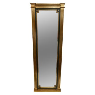 Tall Gilden Hollywood Regency Mirror