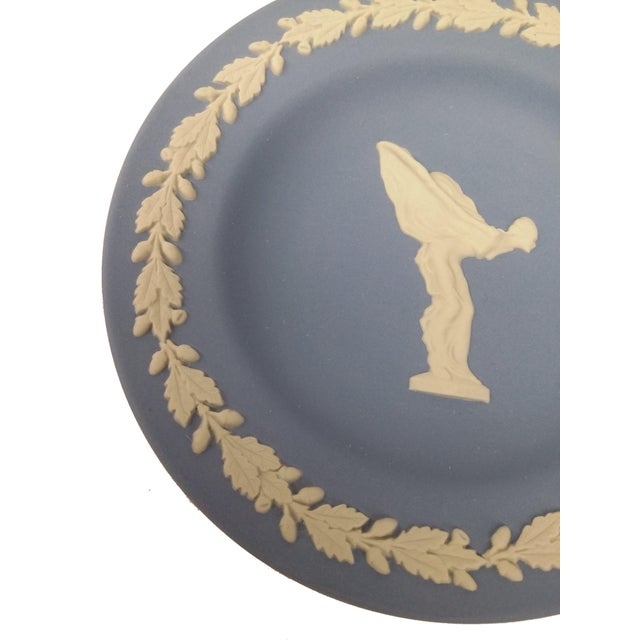 "Image of Wedgwood ""Spirit of Ecstacy"" Wall Tray"