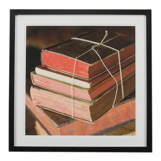 Sarreid Ltd. Framed Artist Edition Print Square