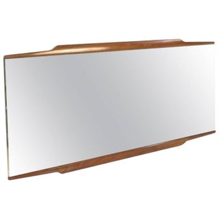 Large Oblong Mirror Attributed to Ico Parasi