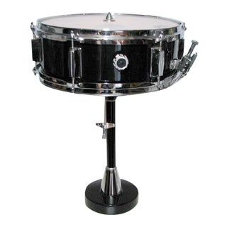 Snare Drum Table Lamp