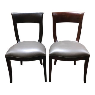 Pair of Century Phyfe Dining Chairs
