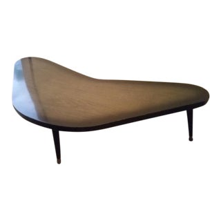 Mid-Century Modern Atomic Boomerang Table