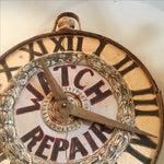 Image of Antique Watch Repair Sign