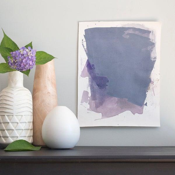 Pressed No. 2 - Original Painting - Image 2 of 2