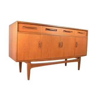 Small Mid-Century Teak Credenza by G Plan