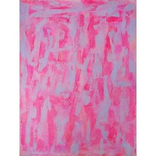 """Susie Kate """"Pink Pink #11"""" Original Painting"""