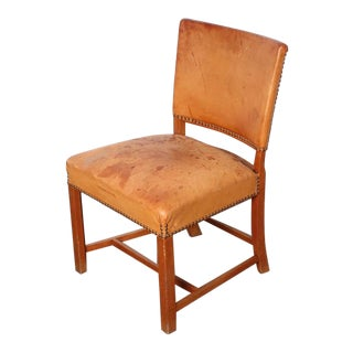 Early Chair by Ole Wanscher for Fritz Hansen