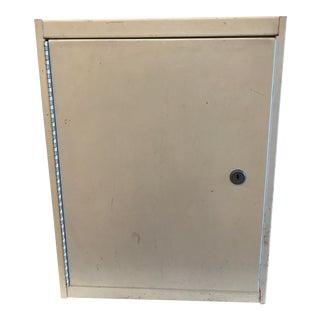 Vintage Metal Wall Cabinet
