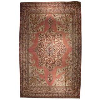 19th Century Lavar Carpet