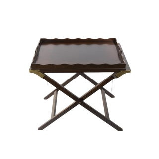 Baker Expanding Tray Table