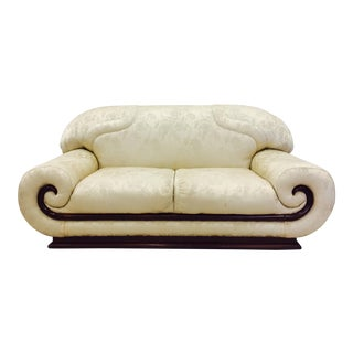 Vintage Asian - Modern Art Deco Sofa