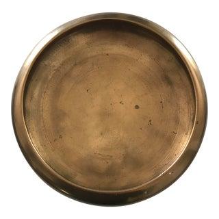 Solid Brass Planter Dish