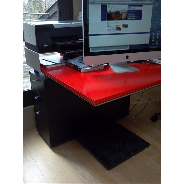 Belgian Modern Design Desk - Image 7 of 7
