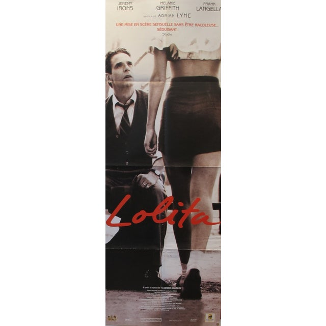 1997 Lolita Film Poster - Image 1 of 2