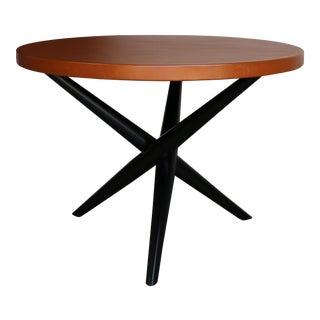 """""""Jacks"""" Side Table by T.H. Robsjohn-Gibbings"""