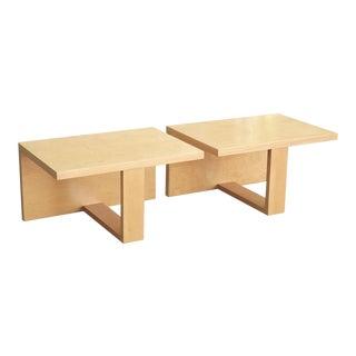 Van Keppel-Green VKG Pair of Vintage Midcentury Modern End Tables/Nightstands