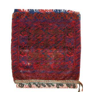 1930s Handmade Antique Collectible Uzbek Bag