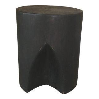 Cappellini Wood Stump Side Table