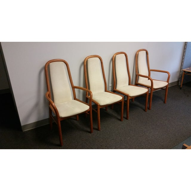 Boltinge Danish Modern Dining Chairs - Set of 4 - Image 2 of 8
