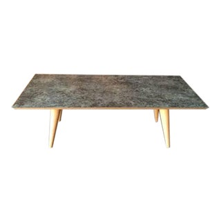 Contemporary Mid-Century Style Formica Coffee Table