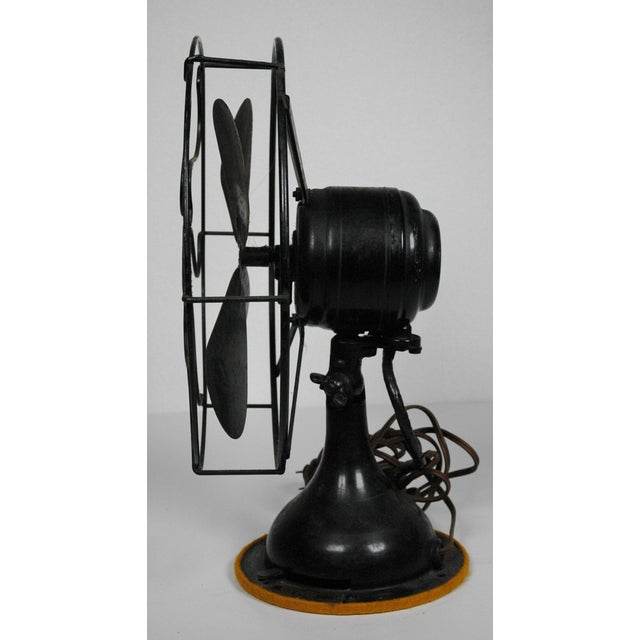 Antique Table Top Fan - Image 5 of 5