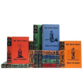 Vintage Junior Classic Books - Set of 10