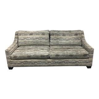 Custom A. Rudin Donghia Fabric Upholstered Sofa