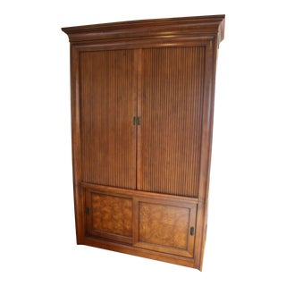 Ethan Allen Entertainment Cabinet
