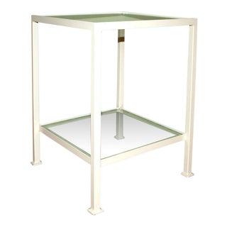 Custom-Made Marcelo End Table