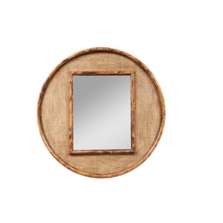 JW Limited Edition Custom Line Bamboo Mirror