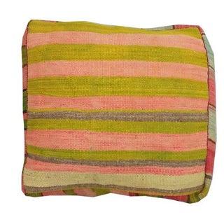 Vintage Moroccan Sitting Cushion Floor Pillow