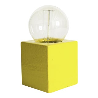 Rosenthal Netter Cube Table Lamp