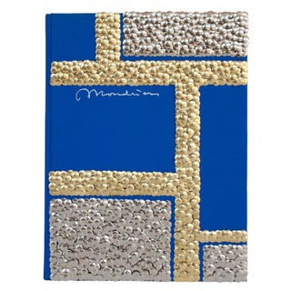 Embellished Mondrian Book by Brian Stanziale