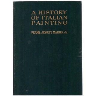 A History of Italian Painting