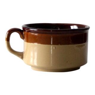 Vintage Stoneware Ceramic Mug