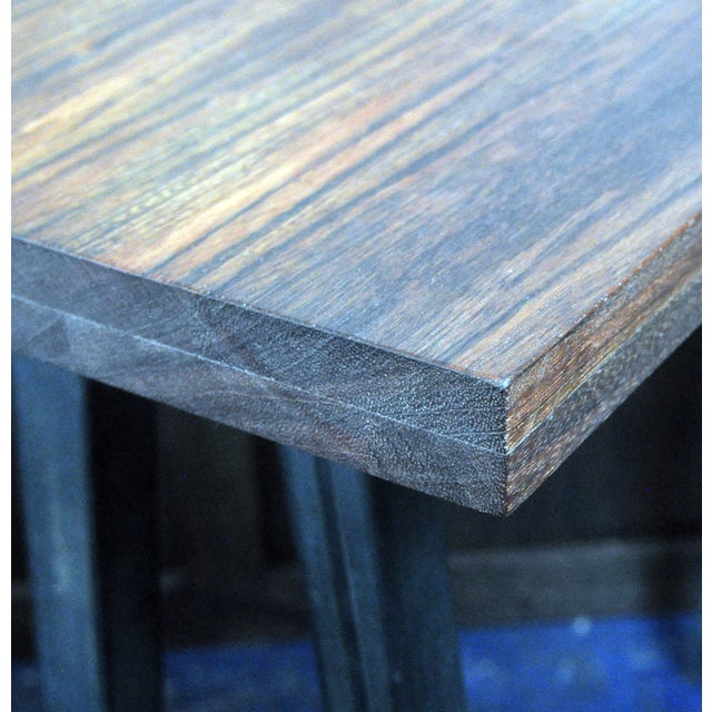 Image of Industrial A-Frame Table