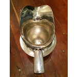 Image of Sheffield Reproduction Silver Plated Pitcher