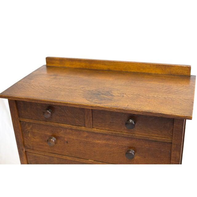 Image of Gustav Stickley Dresser