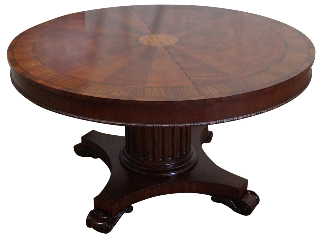 Ethan Allen Round Inlay Dining Table Chairish : 120f7e8e de06 4a1c 9318 703e2191ddf8aspectfitampwidth640ampheight640 from www.chairish.com size 640 x 640 jpeg 26kB