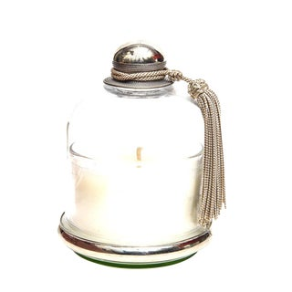 Handcrafted Moroccan Oriental Jena Bell Candle