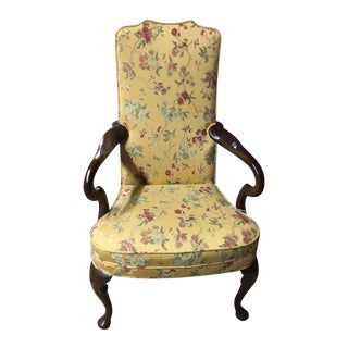 Southwood Mahogany Queen Anne Style Chair