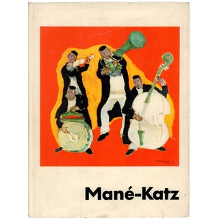 Mane-Katz by Alfred Werner.