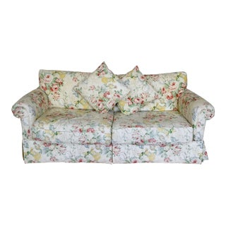 Sunny Floral Standard Sofa