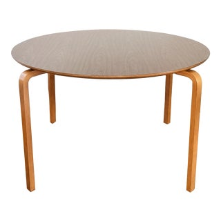 Mid Century Modern Thonet Bentwood Table